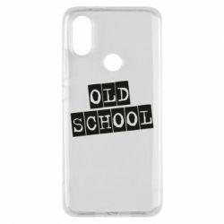 Чохол для Xiaomi Mi A2 old school