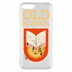 Чохол для Xiaomi Mi6 Old school