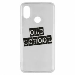 Чохол для Xiaomi Mi8 old school
