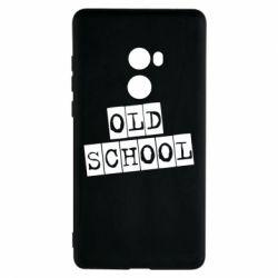Чохол для Xiaomi Mi Mix 2 old school