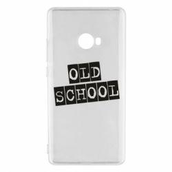 Чохол для Xiaomi Mi Note 2 old school