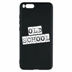 Чохол для Xiaomi Mi Note 3 old school