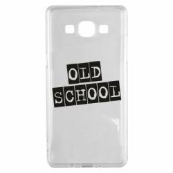 Чохол для Samsung A5 2015 old school