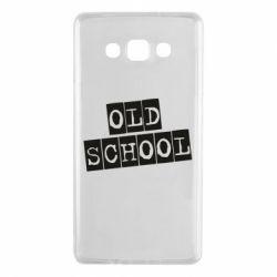 Чохол для Samsung A7 2015 old school
