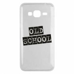 Чохол для Samsung J3 2016 old school
