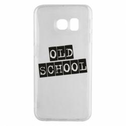 Чохол для Samsung S6 EDGE old school