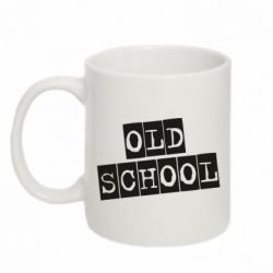 Кружка 320ml old school