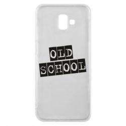 Чохол для Samsung J6 Plus 2018 old school