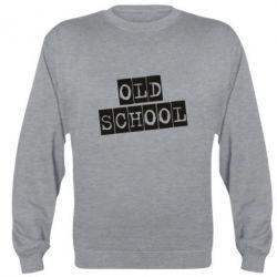 Реглан (світшот) old school