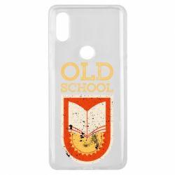 Чохол для Xiaomi Mi Mix 3 Old school
