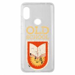 Чохол для Xiaomi Redmi Note Pro 6 Old school