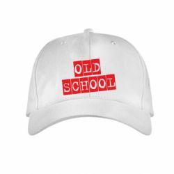 Детская кепка old school