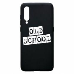 Чохол для Xiaomi Mi9 old school