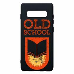 Чохол для Samsung S10+ Old school