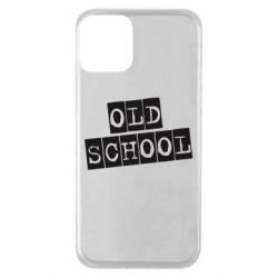 Чохол для iPhone 11 old school