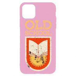 Чохол для iPhone 11 Pro Old school