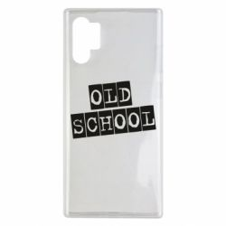 Чохол для Samsung Note 10 Plus old school