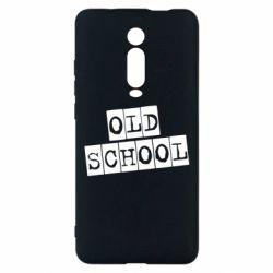 Чохол для Xiaomi Mi9T old school