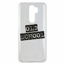 Чохол для Xiaomi Redmi Note 8 Pro old school