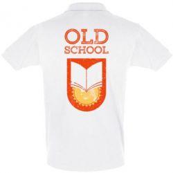 Футболка Поло Old school