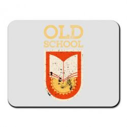 Килимок для миші Old school