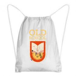 Рюкзак-мішок Old school