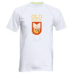 Чоловіча спортивна футболка Old school