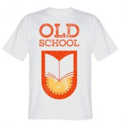 Чоловіча футболка Old school