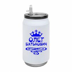 Термобанка 350ml Олег Батькович