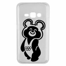 Чохол для Samsung J1 2016 Олімпійський Ведмедик