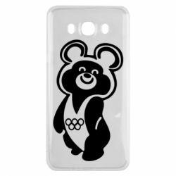 Чохол для Samsung J7 2016 Олімпійський Ведмедик