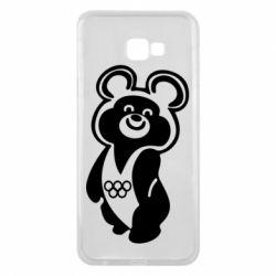Чохол для Samsung J4 Plus 2018 Олімпійський Ведмедик