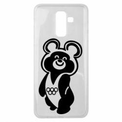 Чохол для Samsung J8 2018 Олімпійський Ведмедик