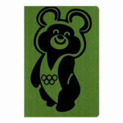 Блокнот А5 Олімпійський Ведмедик