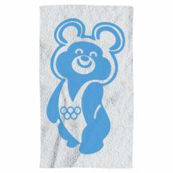 Рушник Олімпійський Ведмедик