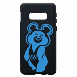 Чохол для Samsung S10e Олімпійський Ведмедик