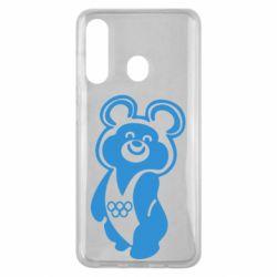Чохол для Samsung M40 Олімпійський Ведмедик