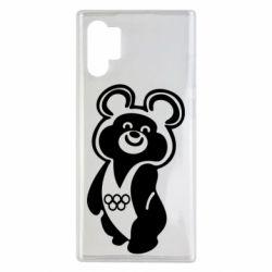 Чохол для Samsung Note 10 Plus Олімпійський Ведмедик