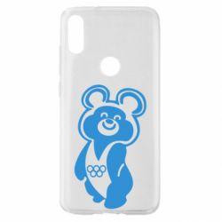 Чохол для Xiaomi Mi Play Олімпійський Ведмедик