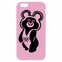 Чохол для iPhone 6 Plus/6S Plus Олімпійський Ведмедик