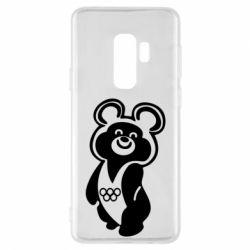 Чохол для Samsung S9+ Олімпійський Ведмедик