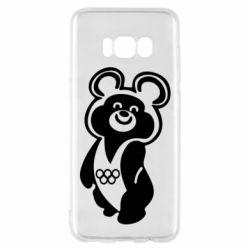 Чохол для Samsung S8 Олімпійський Ведмедик