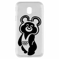Чохол для Samsung J3 2017 Олімпійський Ведмедик