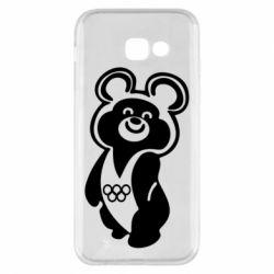 Чохол для Samsung A5 2017 Олімпійський Ведмедик