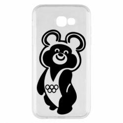 Чохол для Samsung A7 2017 Олімпійський Ведмедик