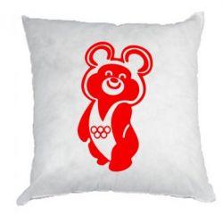 Подушка Олимпийский Мишка
