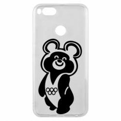 Чохол для Xiaomi Mi A1 Олімпійський Ведмедик