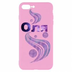 Чехол для iPhone 8 Plus Оля