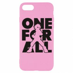 Чехол для iPhone 7 One for all