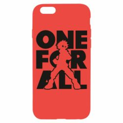 Чехол для iPhone 6/6S One for all